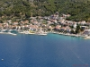Podgora from the air