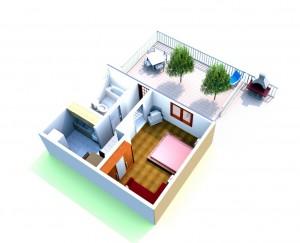 Apartman MARINA 1 (2+1)