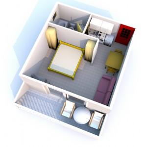 Apartman MARINA 3 (2)