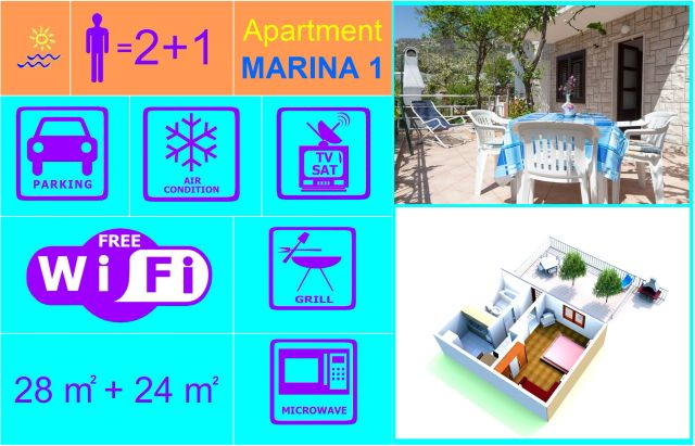 Apartment MARINA 1